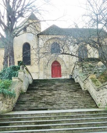 Jo's Gospel concert - Eglise St Pierre St Paul