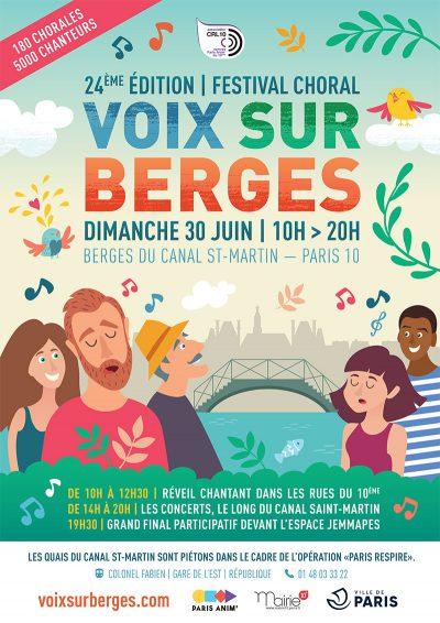 Jo's Gospel concert - Voix sur Berge