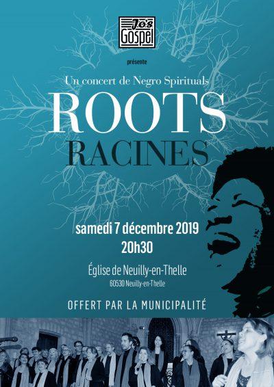 Jo's Gospel concert - Neuilly en Thelle (Oise)