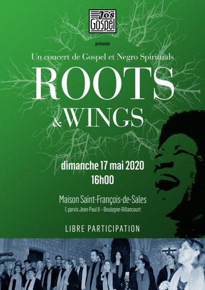 Jo's Gospel concert - Maison Saint François de Sales